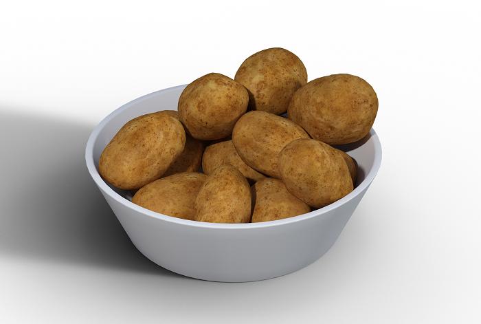 Kvalitné zemiaky a ich vlastnosti